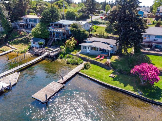 2720 NE Lake Dr, Lincoln City, OR 97367 (MLS #19079207) :: R&R Properties of Eugene LLC