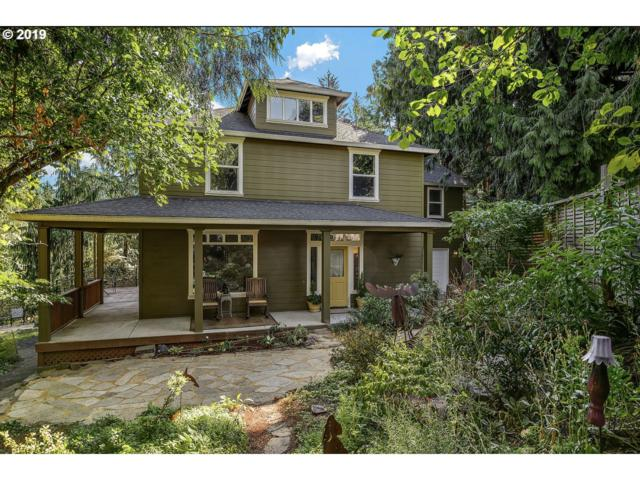 5758 SW 39TH Ave, Portland, OR 97221 (MLS #19081227) :: The Sadle Home Selling Team