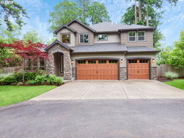 3826 Upper Dr, Lake Oswego, OR 97035 (MLS #19082016) :: The Sadle Home Selling Team