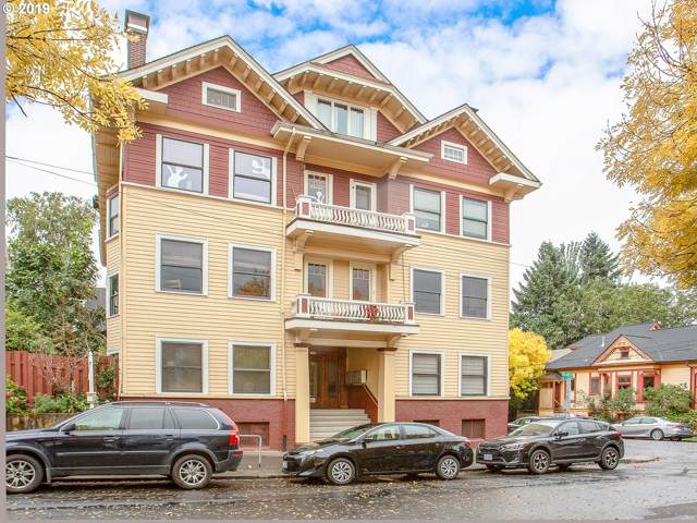 1304 SE Ash St G, Portland, OR 97214 (MLS #19084072) :: Next Home Realty Connection
