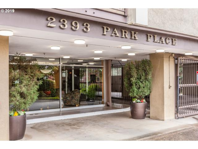 2393 SW Park Pl #205, Portland, OR 97205 (MLS #19084195) :: TLK Group Properties