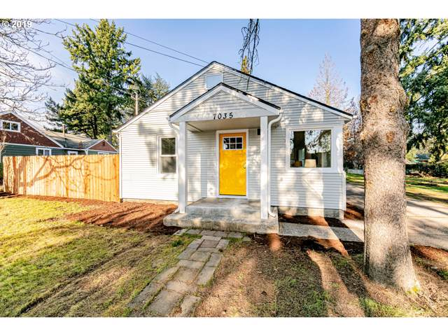 7035 SE Nehalem St, Portland, OR 97206 (MLS #19084927) :: Skoro International Real Estate Group LLC