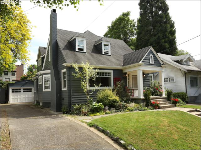 830 NE Hazelfern Pl, Portland, OR 97232 (MLS #19085864) :: Cano Real Estate