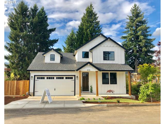 210 NW 46TH St, Vancouver, WA 98663 (MLS #19086013) :: McKillion Real Estate Group