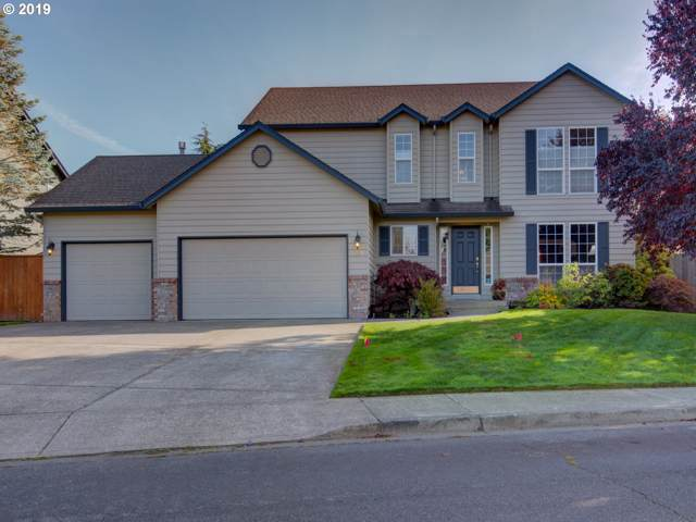 3307 NW 113TH Cir, Vancouver, WA 98685 (MLS #19086015) :: Next Home Realty Connection