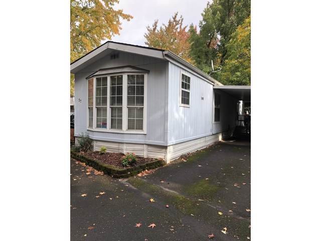 2615 SE Courtney Ave #37, Milwaukie, OR 97222 (MLS #19086233) :: Homehelper Consultants