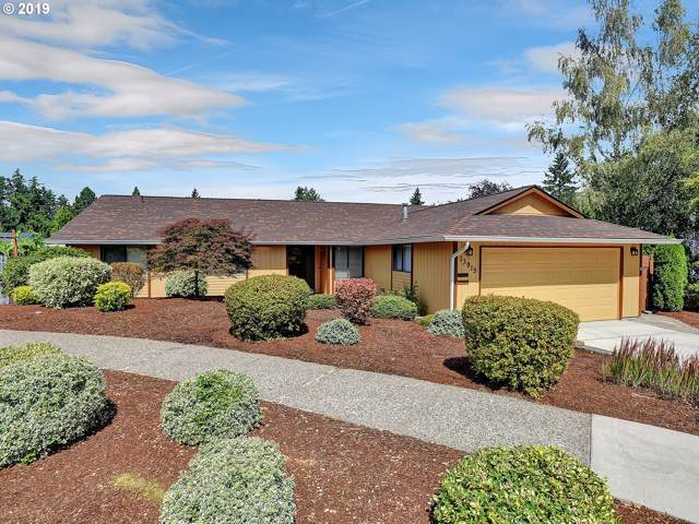 13915 SW Azalea Ct, Beaverton, OR 97008 (MLS #19087385) :: Gregory Home Team | Keller Williams Realty Mid-Willamette