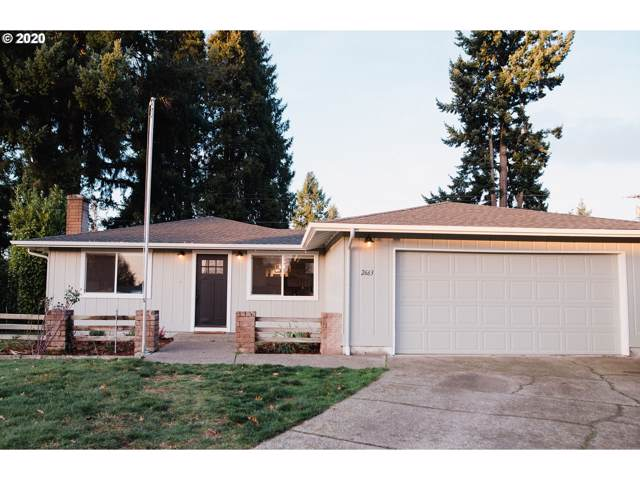 2663 Quince St, Eugene, OR 97404 (MLS #19087534) :: Fox Real Estate Group