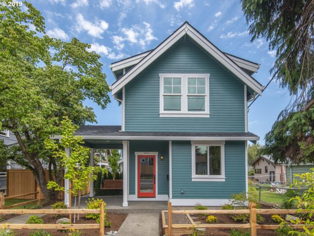 7659 N Smith St, Portland, OR 97203 (MLS #19089766) :: Matin Real Estate Group