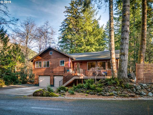 21460 E Meadow Crest Dr, Rhododendron, OR 97049 (MLS #19091815) :: Gregory Home Team | Keller Williams Realty Mid-Willamette