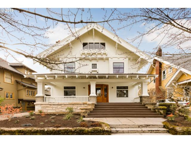 2201 NE 23RD Ave, Portland, OR 97212 (MLS #19092557) :: The Sadle Home Selling Team
