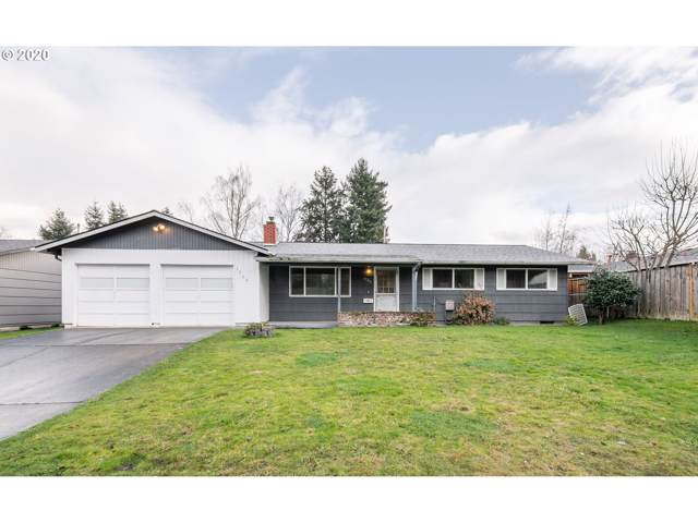 1760 SW 144TH Ave, Beaverton, OR 97005 (MLS #19093169) :: Next Home Realty Connection