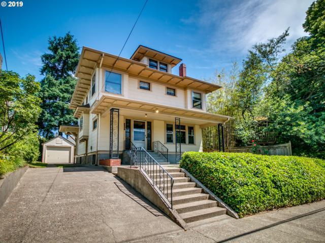 3954 N Castle Ave, Portland, OR 97227 (MLS #19093457) :: Homehelper Consultants