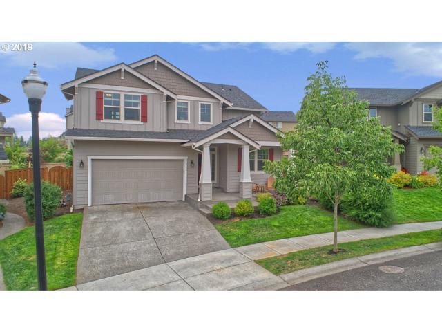 2136 NE Verbena Ln, Camas, WA 98607 (MLS #19094459) :: Song Real Estate