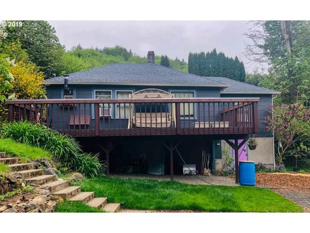 19637 Beaver Falls Rd, Clatskanie, OR 97016 (MLS #19094538) :: Song Real Estate