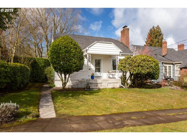 6039 NE 24TH Ave, Portland, OR 97211 (MLS #19096364) :: Portland Lifestyle Team