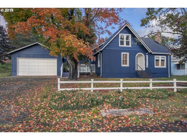 349 SW Maple St, Willamina, OR 97396 (MLS #19097111) :: Next Home Realty Connection
