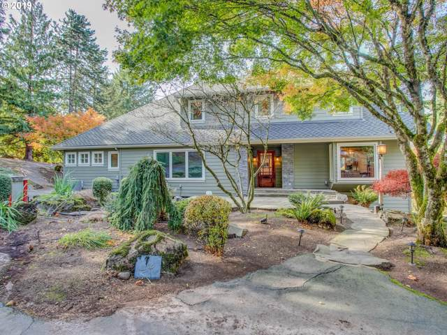 32555 NE Old Parrett Mountain Rd, Newberg, OR 97132 (MLS #19098114) :: Brantley Christianson Real Estate