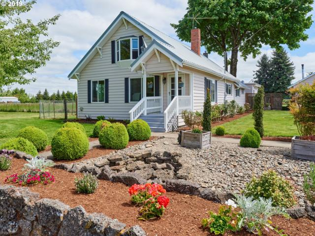 31355 Peoria Rd, Shedd, OR 97377 (MLS #19098184) :: McKillion Real Estate Group