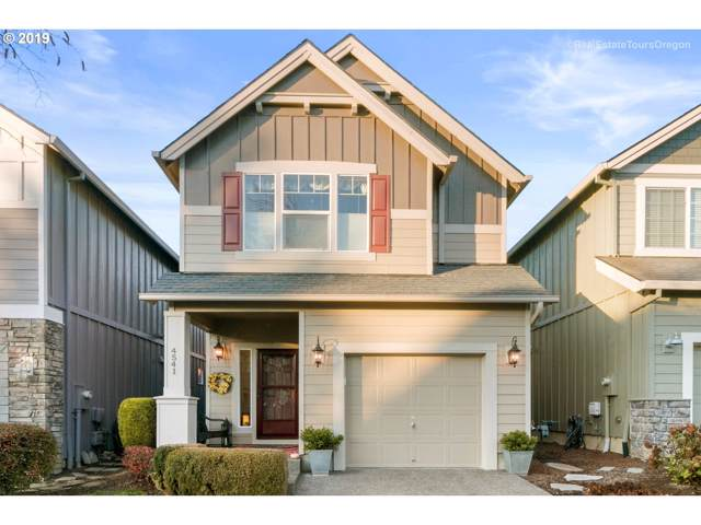 4541 SE Teakwood St, Hillsboro, OR 97123 (MLS #19099493) :: Fox Real Estate Group
