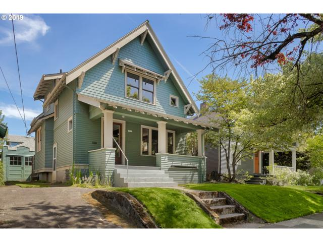 2128 SE 35TH Pl, Portland, OR 97214 (MLS #19101985) :: Cano Real Estate