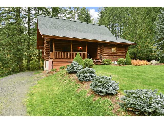 41910 SE Trout Creek Rd, Corbett, OR 97019 (MLS #19102791) :: Matin Real Estate Group