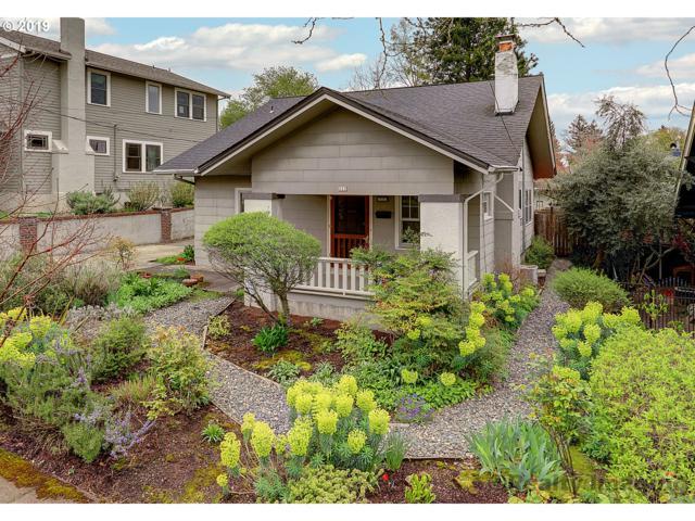 212 NE 44TH Ave, Portland, OR 97213 (MLS #19103077) :: Homehelper Consultants