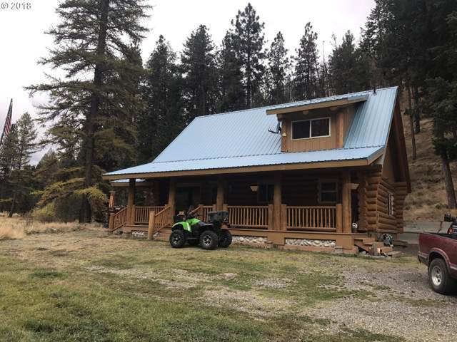 35002 Stices Gulch Rd, Baker City, OR 97814 (MLS #19103391) :: Song Real Estate