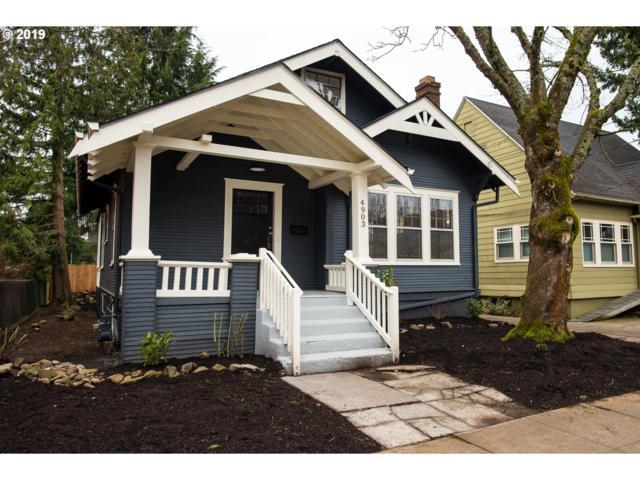4903 NE 30TH Ave, Portland, OR 97211 (MLS #19103871) :: Homehelper Consultants