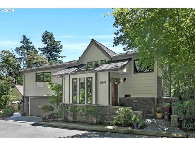 3058 NW Valle Vista Ter, Portland, OR 97210 (MLS #19105443) :: The Liu Group