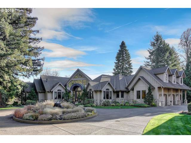 276 SW Forest Cove Rd, West Linn, OR 97068 (MLS #19106199) :: Matin Real Estate Group