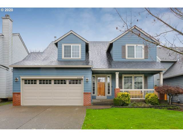 23815 SW Pinecone Ave, Sherwood, OR 97140 (MLS #19108184) :: Matin Real Estate Group