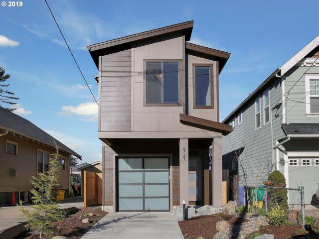 927 N Stafford, Portland, OR 97217 (MLS #19108846) :: Premiere Property Group LLC