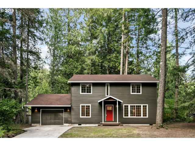 21564 E Lodge Ln, Rhododendron, OR 97049 (MLS #19110186) :: The Lynne Gately Team