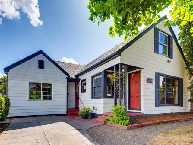 4432 NE Oregon St, Portland, OR 97213 (MLS #19111076) :: Hatch Homes Group