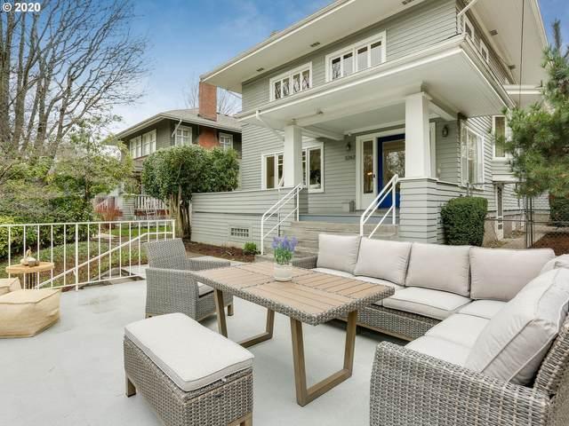 3262 NE Everett St, Portland, OR 97232 (MLS #19111468) :: Premiere Property Group LLC