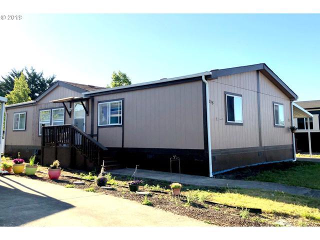 1699 N Terry St #315, Eugene, OR 97402 (MLS #19111684) :: Gregory Home Team | Keller Williams Realty Mid-Willamette