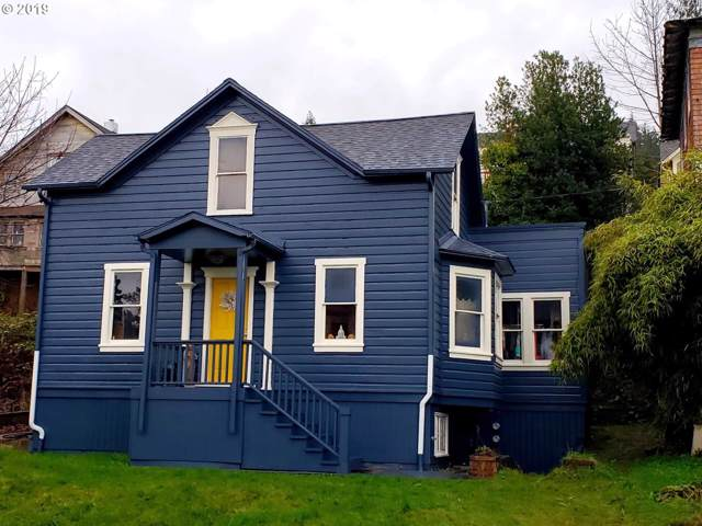 3027 Franklin Ave, Astoria, OR 97103 (MLS #19112568) :: Townsend Jarvis Group Real Estate