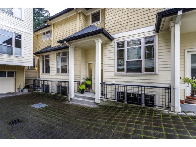 2416 SW Cedar St D, Portland, OR 97205 (MLS #19113766) :: Homehelper Consultants