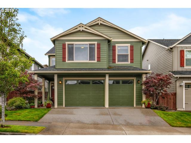 525 N Horns Corner Dr, Ridgefield, WA 98642 (MLS #19113809) :: Premiere Property Group LLC