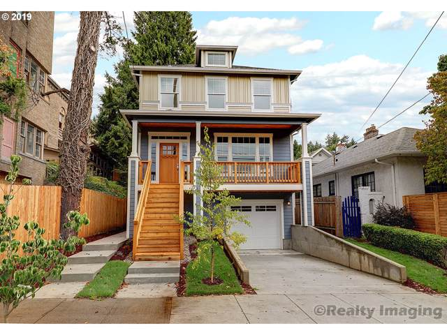 1030 SE 60th Ave, Portland, OR 97215 (MLS #19114800) :: McKillion Real Estate Group