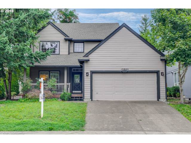 12885 SW Harlequin Dr, Beaverton, OR 97007 (MLS #19114839) :: Next Home Realty Connection