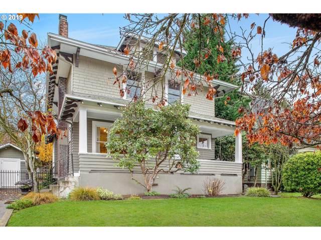 4027 N Massachusetts Ave, Portland, OR 97227 (MLS #19115632) :: Homehelper Consultants