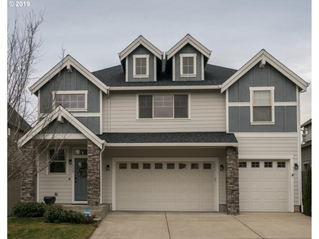 3329 NW Grass Valley Dr, Camas, WA 98607 (MLS #19115800) :: The Sadle Home Selling Team