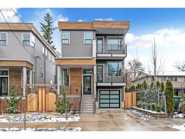 3533 SE Yamhill St A, Portland, OR 97214 (MLS #19117917) :: Hatch Homes Group