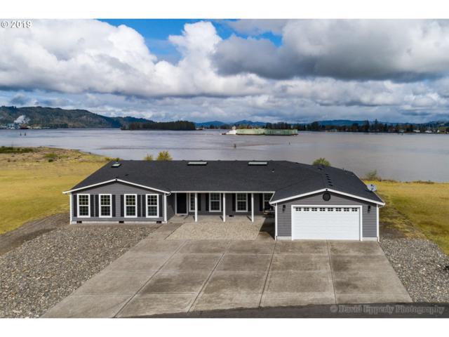 91596 Columbia River Rd, Clatskanie, OR 97016 (MLS #19118410) :: Premiere Property Group LLC