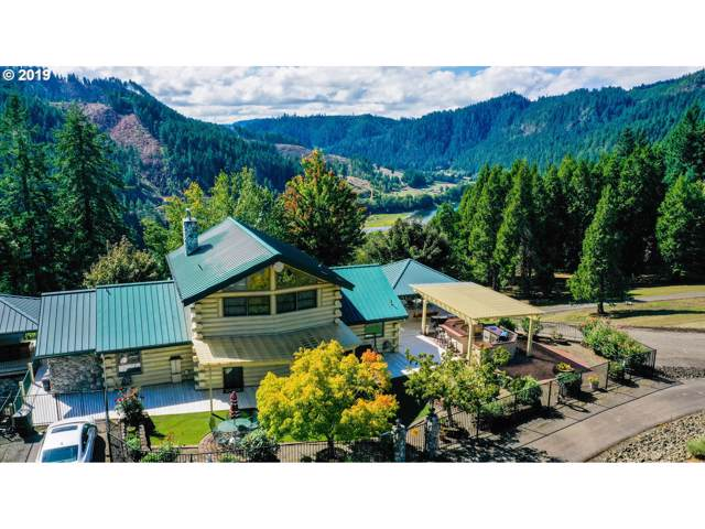 1065 Cougar Creek Rd, Oakland, OR 97462 (MLS #19118499) :: Townsend Jarvis Group Real Estate