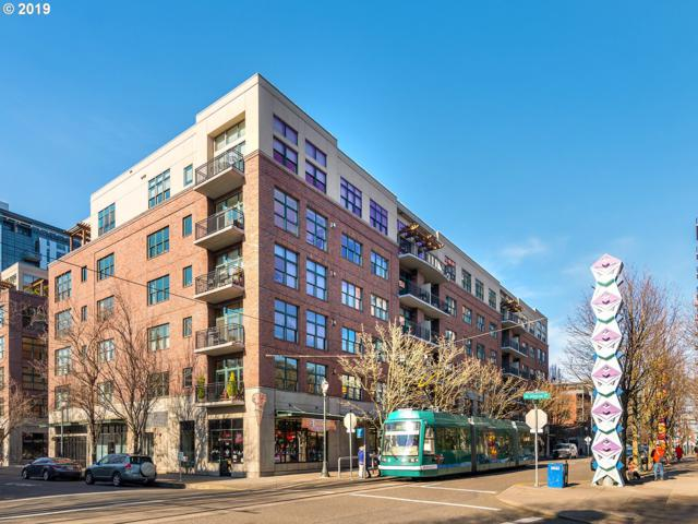 820 NW 12TH Ave #510, Portland, OR 97209 (MLS #19118737) :: TK Real Estate Group