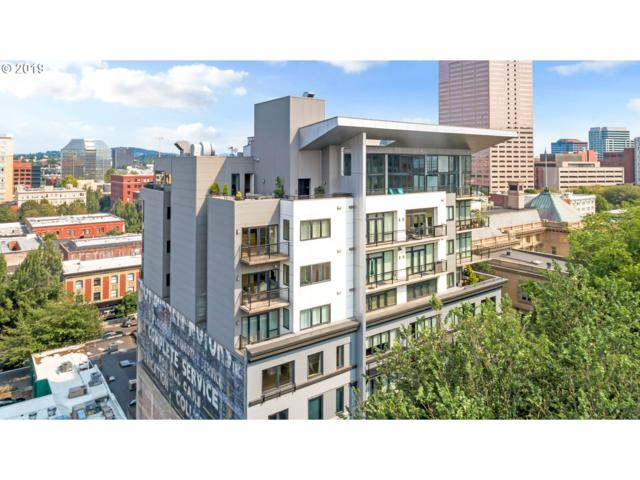 300 NW 8TH Ave #1000, Portland, OR 97209 (MLS #19118771) :: The Liu Group
