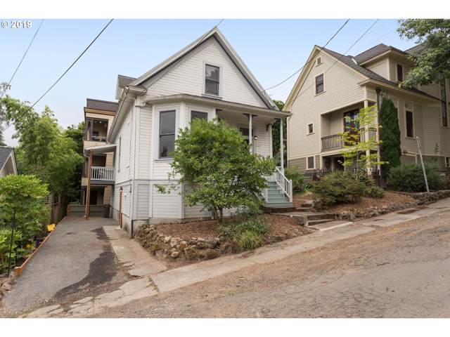 1518 SW 19TH Ave, Portland, OR 97201 (MLS #19119336) :: Next Home Realty Connection